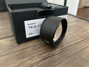 Moment Tele Lens 60mm
