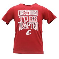 Washington State Cougars Official Ncaa Apparel Youth Kids Size T-Shirt New Tags