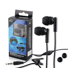 New Earphone Headset Earbud w/ Mic For Sony PS4 Playstation 4 Gaming Controller