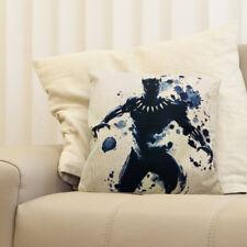 """18"""" Cushion Covers Sofa Throw Pillow Case Cotton Linen Sofa Home Bed Car Decor"""
