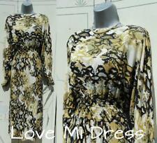Marks & Spencer - Collection Gorgeous Midi Dress Sz 14 EU42