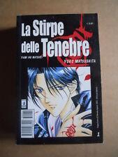 La Stirpe delle Tenebre - Yami No Matsuei Vol.1 Edizione Star Comics   [G371H]