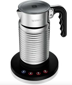 NESPRESSO Aeroccino 4 Milk Frother - Stainless steel (BRAND NEW)