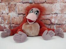 "The Walt Disney Company King Louie The Jungle Book 10"" Plush Orangutan"