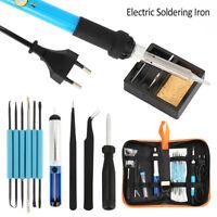 60W fer à souder Kit fers à souder électronique outil température réglable