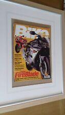 Bike magazine March 2000 Honda Fireblade RC51Ducati 900i  Review  Man Cave