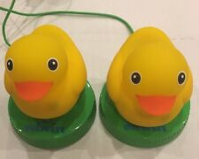 Pi Lab Edwin The App Connected Smart Duck - Interactive Toy - Set Of 2