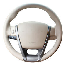 For MG MG6 MG 6 2010 - 2016 Hand Sewing Car Steering Wheel Cover Wrap 2015 2014
