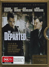 The Departed - 2 Disc Special Limited Edition - Steel Slip Case - NEW DVD