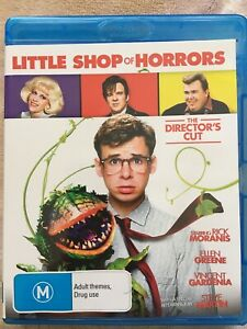 LITTLE SHOP OF HORRORS BLU RAY AUS