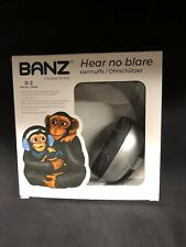 Baby Banz Earmuffs by Baby Banz Midnight Black 2-10