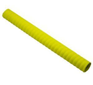 Opttiuuq FrontFoot XKSC Spiral Coil Cricket Bat Grip rubber. Yellow