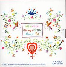 SERIE EURO BRILLANT UNIVERSEL (BCN) - PORTUGAL 2012