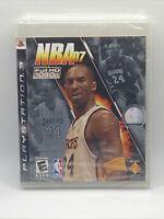 NBA 07 - (Sony PlayStation 3, 2006) Kobe Bryant Cover, SEALED PS3
