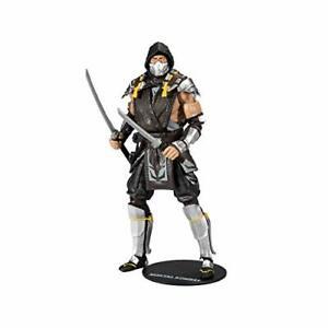 "McFarlane Mortal Kombat Scorpion Shadows Variant 7"" Figure Mar.30,21"