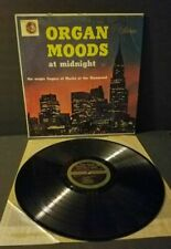 Magic Fingers of Merlin at the Hammond Organ Moods at Midnight EXCELLENT COND.