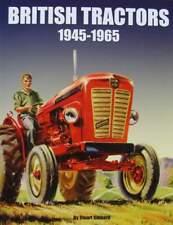 LIVRE/BOOK : tracteurs britanniques années 40, 50, 60 (doe,ferguson,massey,loyd