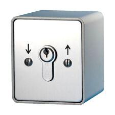 Schlüsselschalter auf Putz 2 Schliesser   Schlüsseltaster, für Hörmann Antriebe