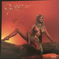 AUTOGRAPHED Queen Litho - Nicki Minaj Signed Lithograph Rare Limited