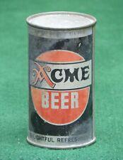 Acme Beer Acme Breweries San Francisco California Flat Top Can # 29-3