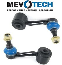 For Chrysler Aspen Dodge Pair Set of Rear Sway Bar Links Kit Mevotech MS25809