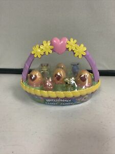 Hatchimals CollEGGtibles – Spring Basket with 6 Hatchimals CollEGGtibles
