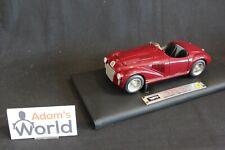 Hot Wheels Super Elite Ferrari 125 S 1:18 dark red (PJBB)