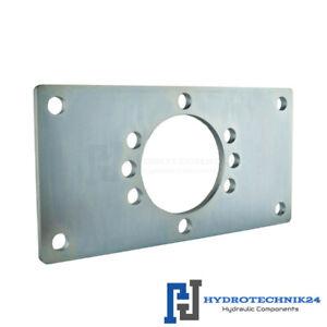 Halteplatte für Hydraulikmotoren Gerotormotoren Gerollermotor Univeral