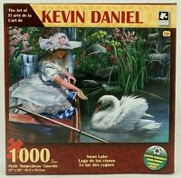 Swan Lake The Art by Kevin Daniel 1000 Piece Jigsaw Puzzle Karmin