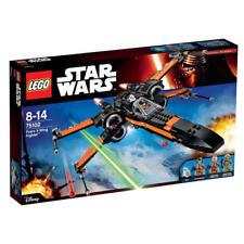 Lego Star Wars Poe X-Wing Fighter juguete de construccion educativo Niño novedad