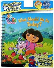 "Dora - What should we do Today Storytime Theater 4.5"" Cartridge"