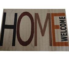 Fußmatte Schmutzfangmatte Teppich Läufer DOOR & FLOOR 0067-65 HOME Neu