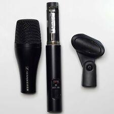 Sennheiser ME65 Reportagemikrofon mit K6 Batterie-Speiseadapter