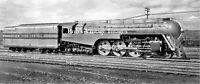 New York Central Steam Locomotive J3A 5 5453 Hudson builder photo NYC Railroad