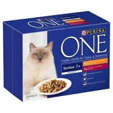 Nourriture boeuf Purina pour chat