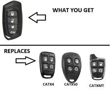 NEW Code Alarm CAT4P FOB Remote H5OT66 H5OT49 H5OT46 REPLACE CATX4 CATX50 CATXMT