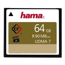 Hama 64 GB CompactFlash I Card - (108081)