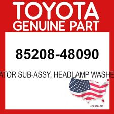 TOYOTA GENUINE 85208-48090 ACTUATOR SUB-ASSY, HEADLAMP WASHER, LH OEM