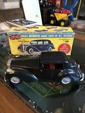 Ideal Authentic Model Cars Of All Nations Rolls-Royce Model Kit