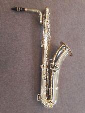 C G Conn  Baritone Saxophone early model possible 1919