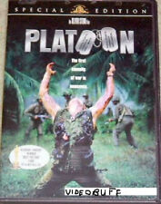 New listing Platoon Dvd Special Edition Charlie Sheen, New Sealed