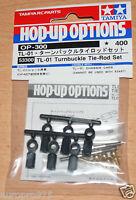 Tamiya 53300 TL-01 Turnbuckle Tie-Rod Set (TL01/Stadium Radier), NIP
