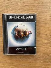 Minidisc Jean Michel Jarre Oxygene album music