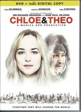 DAKOTA JOHNSON MIRA SORVINO DVD CHLOE & THEO THEO IKUMMAQ