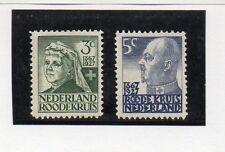 Holanda Cruz Roja Valores del año 1927 (BX-303)