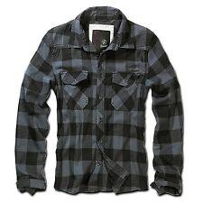 Brandit - Checkshirt Herren Hemd Karo mehrere Farben