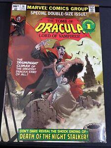 Tomb Of Dracula Volume 2 Omnibus by Marv Wolfman MARVEL HARDCOVER
