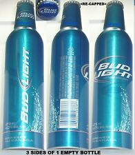 2012 CANADA BUD LIGHT ALUMINUM BOTTLE BEER CAN LABATT LONDON BIERE PINT 473ml US