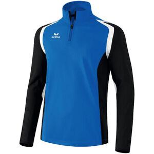 Erima Razor 2.0 Trainings Top Oberteil Kinder Sweatshirt 107685 Gr. 128 blau neu