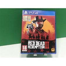 RED DEAD REDEMPTION II PS4 ITA